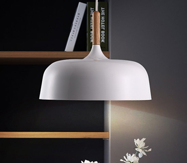 Japan creative LED pendant light for bedroom